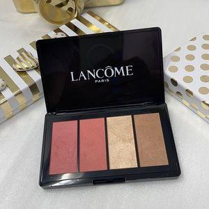 Lancome Blush Highlighter Compact Sparkle Set